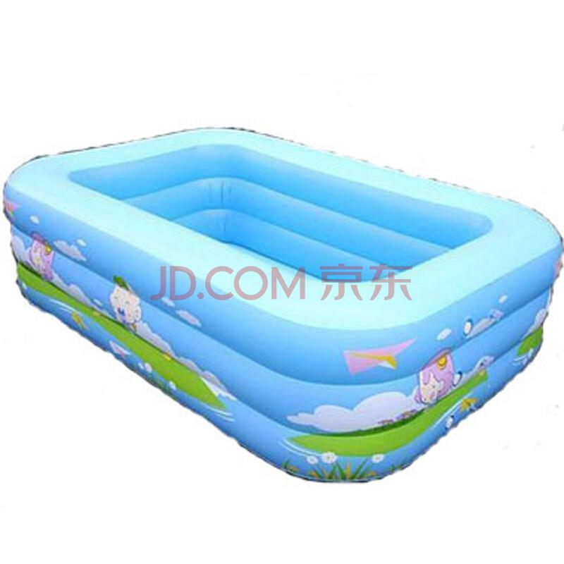 1米三层儿童嬉戏超大游泳池
