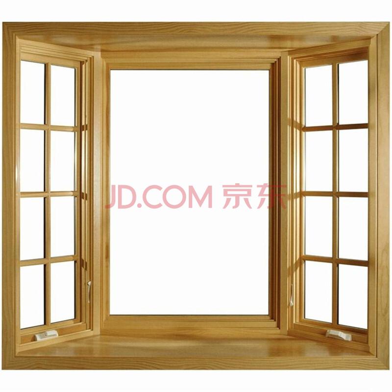 鸿森特门窗-纯实木门窗 欧式窗户 中式窗户 断桥铝门窗 夹胶玻璃平