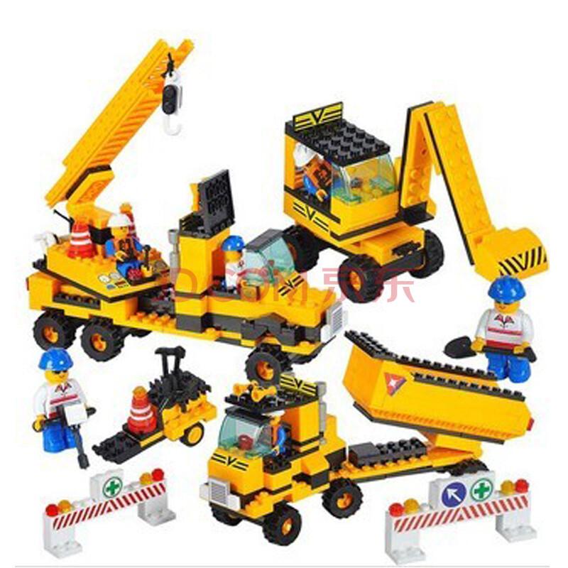 儿童益智玩具474片
