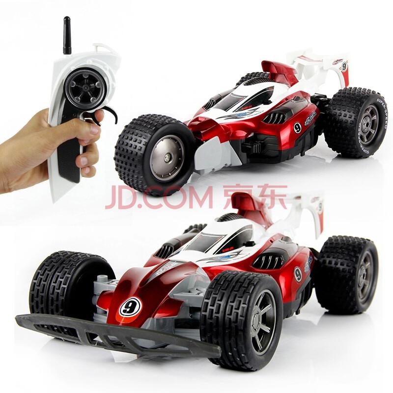 4g三合一变形高速 遥控车漂移充电 超大越野赛车 儿童玩具车 男孩生日