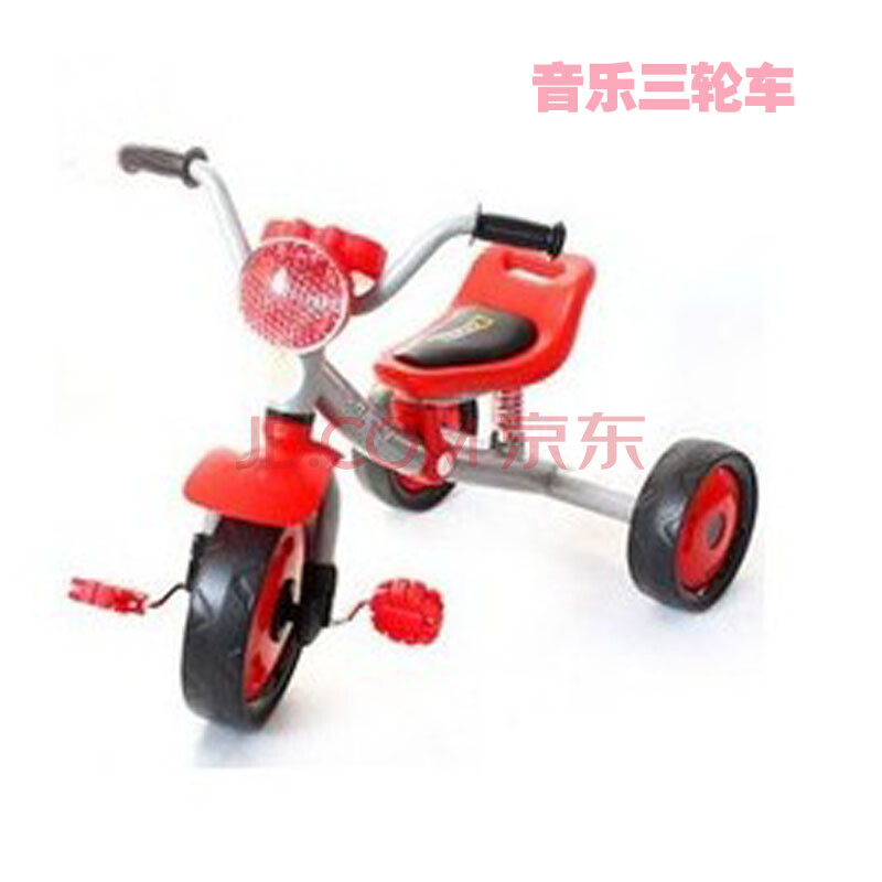 儿童三轮车脚踏车 宝宝户外三轮自行车玩具车