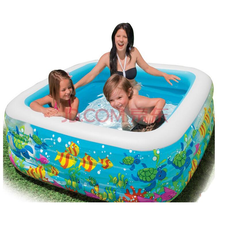 水族馆 充气游泳池