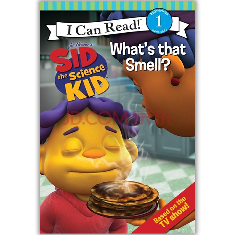 儿童英文绘本i can read