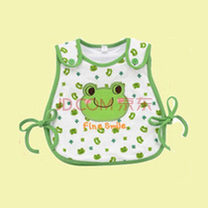 新生儿无袖细毛巾背心图片