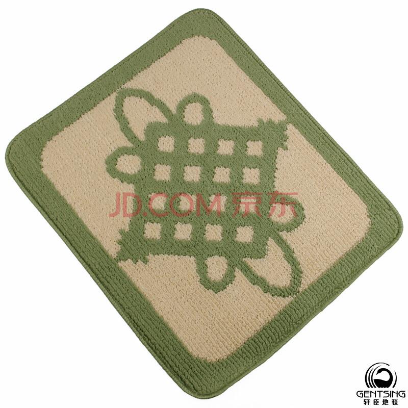 轩臣家居 丙纶卡通图案 吸水地垫 门垫脚垫 浴室防滑垫子 可爱型 中国