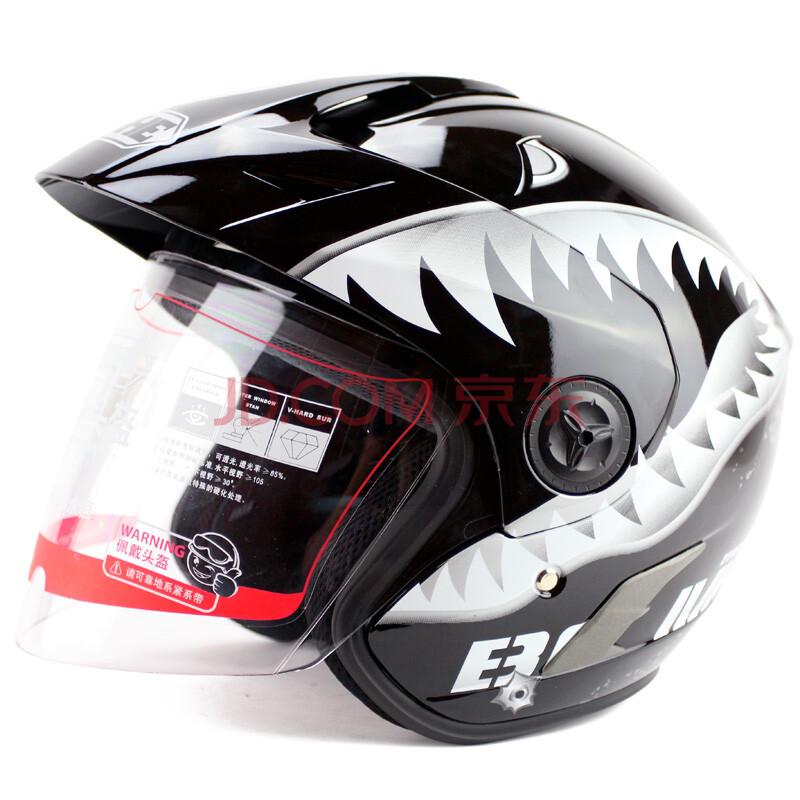 越野摩托车头盔手绘