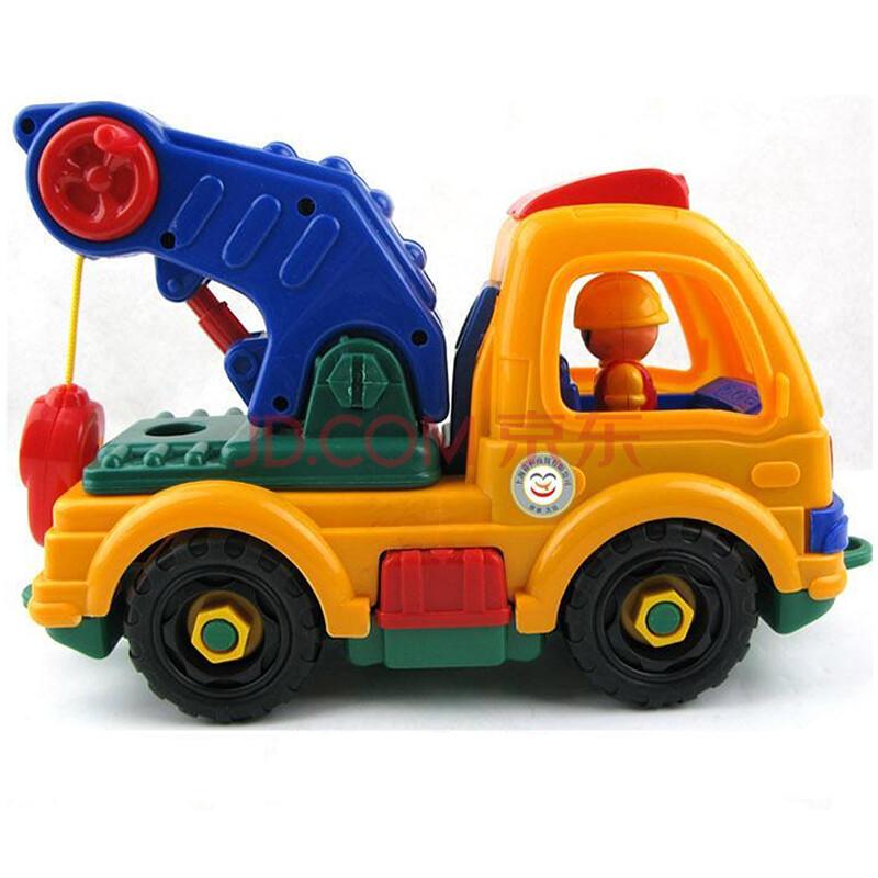 动手拆装益智玩具