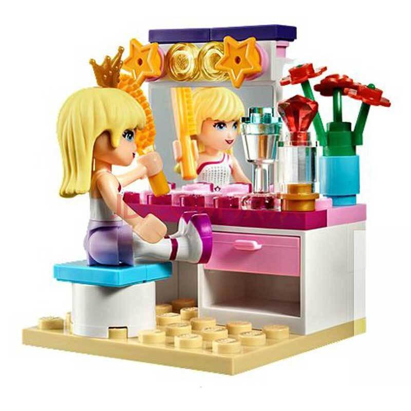 乐高(lego)friends 女孩系列