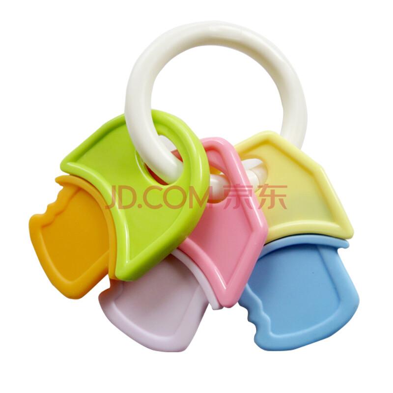 钥匙串宝宝磨牙器