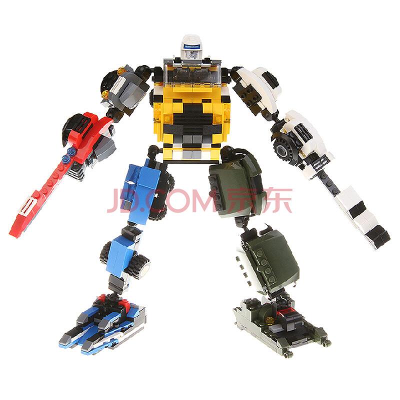 星钻儿童拼装积木 益智玩具