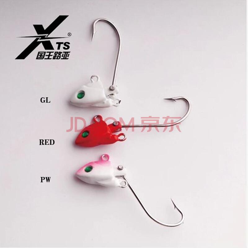 路亚XTS国王基诺/铅头钩/3018/8种克重/3种颜彩视视频软件图片