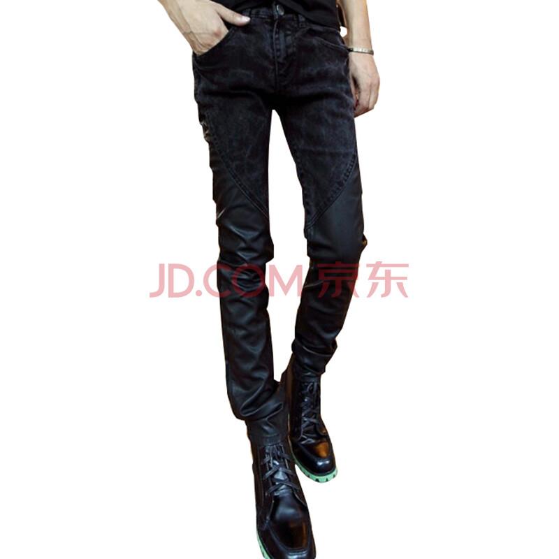 男性皮裤 leggings 乳贴 靴子
