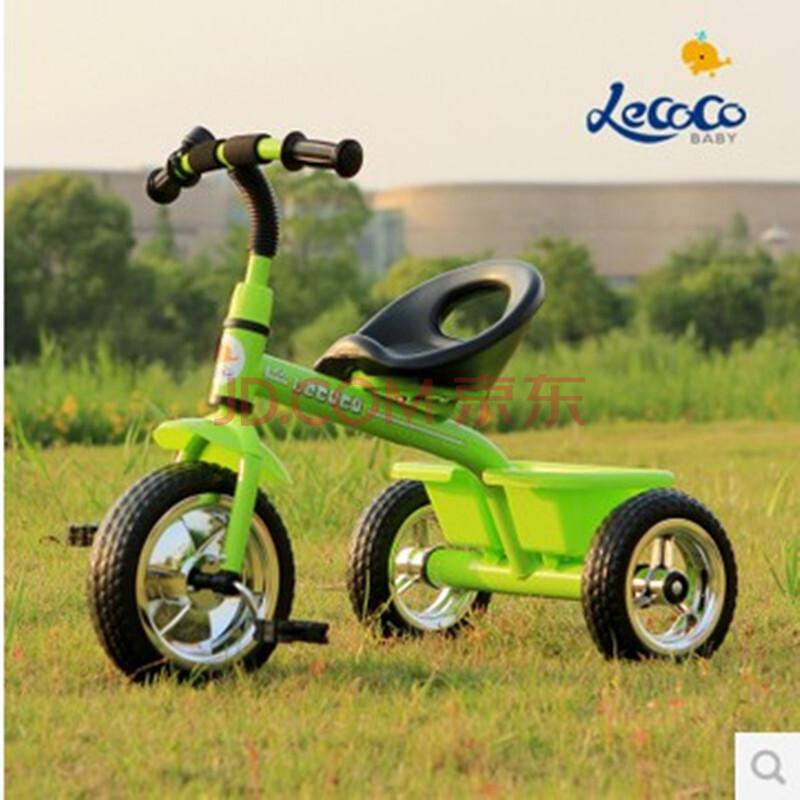卡儿童三轮车脚踏车 宝宝三轮车