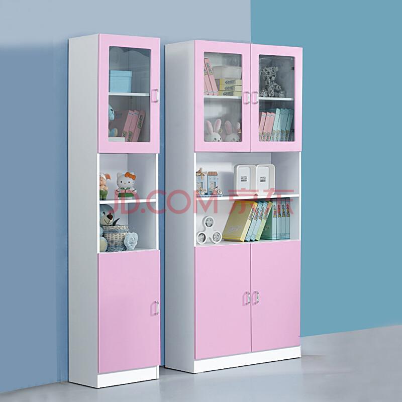 儿童书柜 自由组合书柜