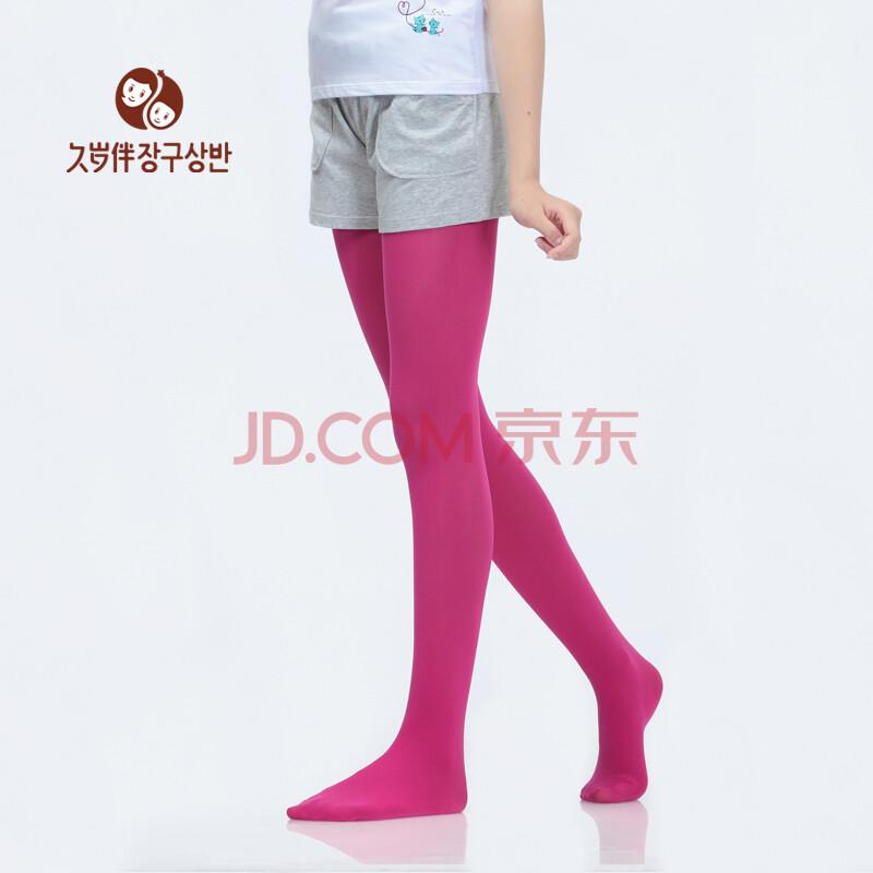 儿童连裤袜舞蹈袜