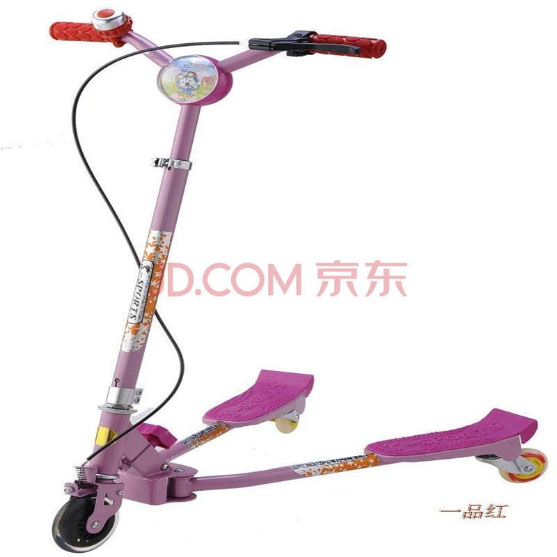 滑板车儿童三轮车