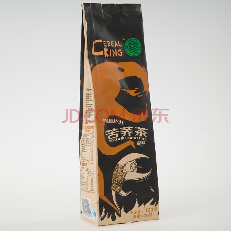 香港绝地谷王Cereal King 苦荞茶 120g