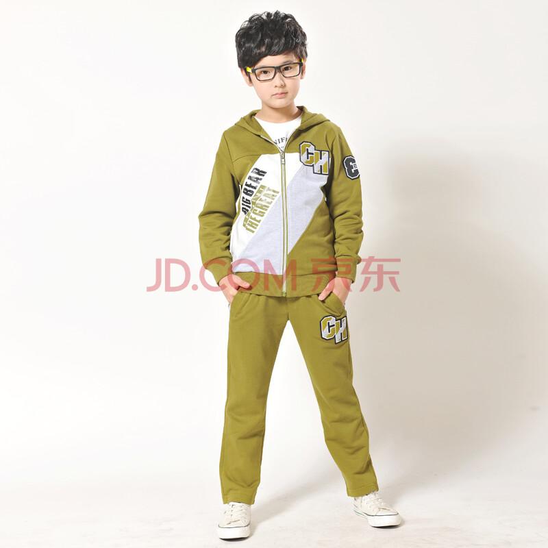 2013新款u3u3男童运动套装