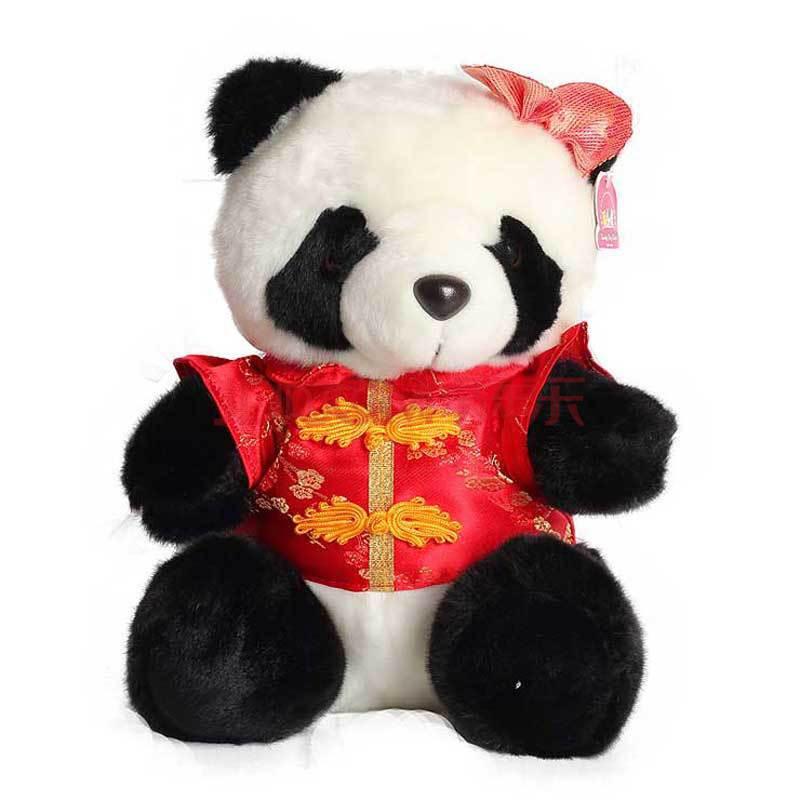 熊猫毛绒玩具公仔