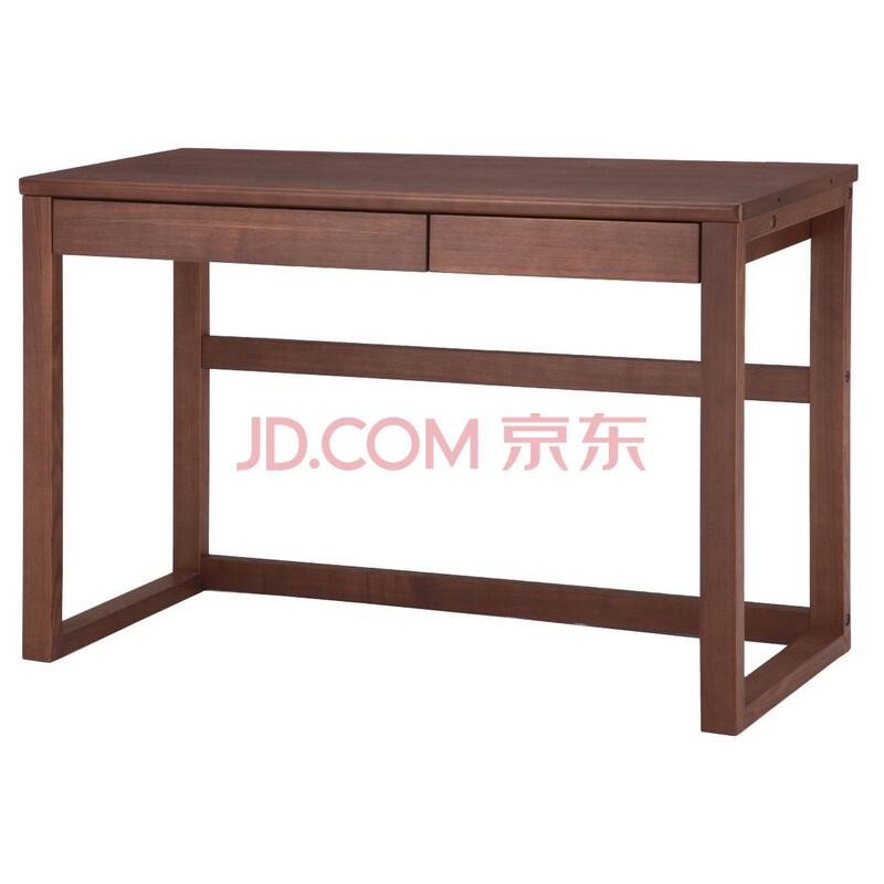儿童书桌实木写字台简约桌子抽屉