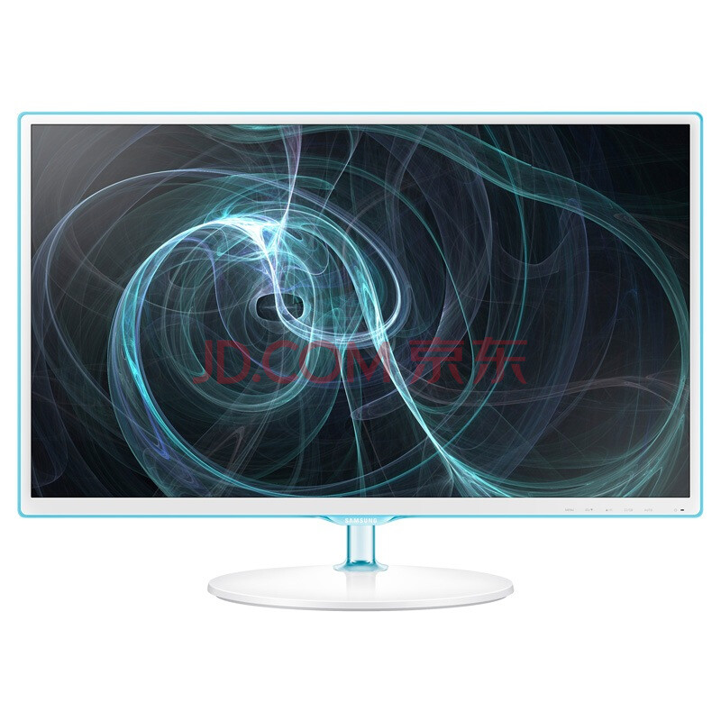 三星(SAMSUNG)S24D360HL 23.6英寸PLS臻彩广视角电脑显示器(HDMI接口)