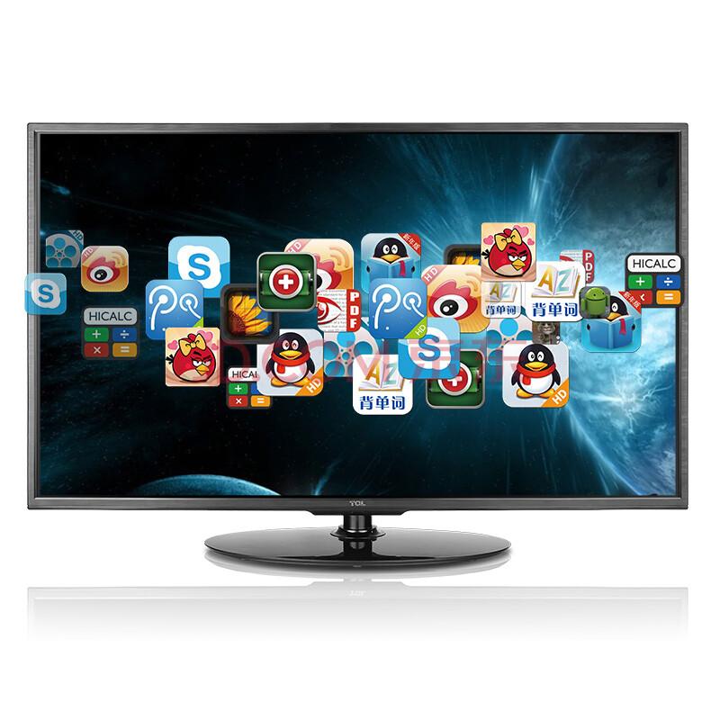 tcl le42d59 42英寸安卓智能云led液晶电视机内置wifi