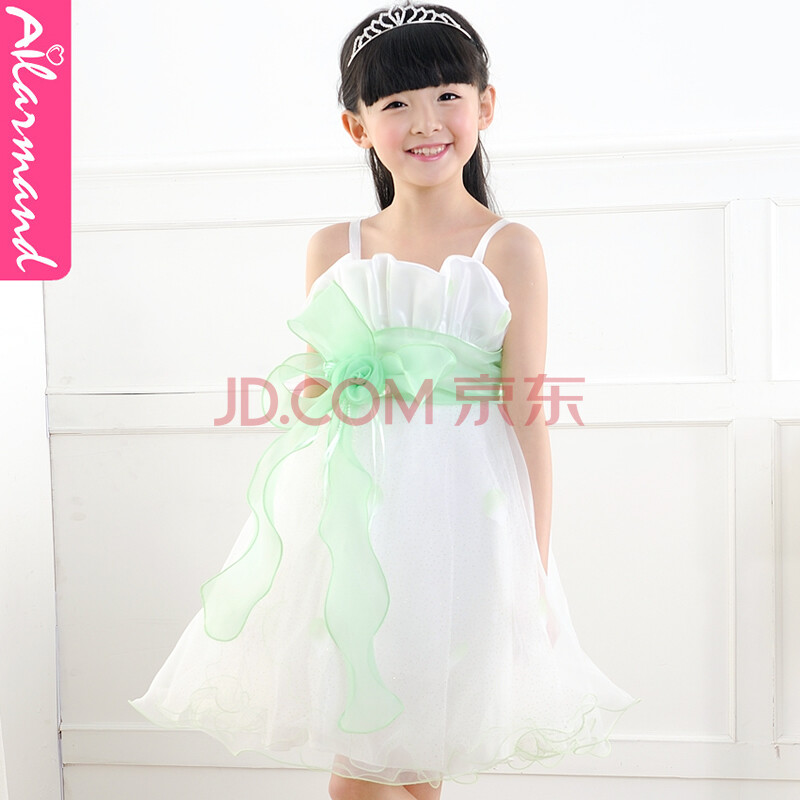 儿童公主裙婚纱裙