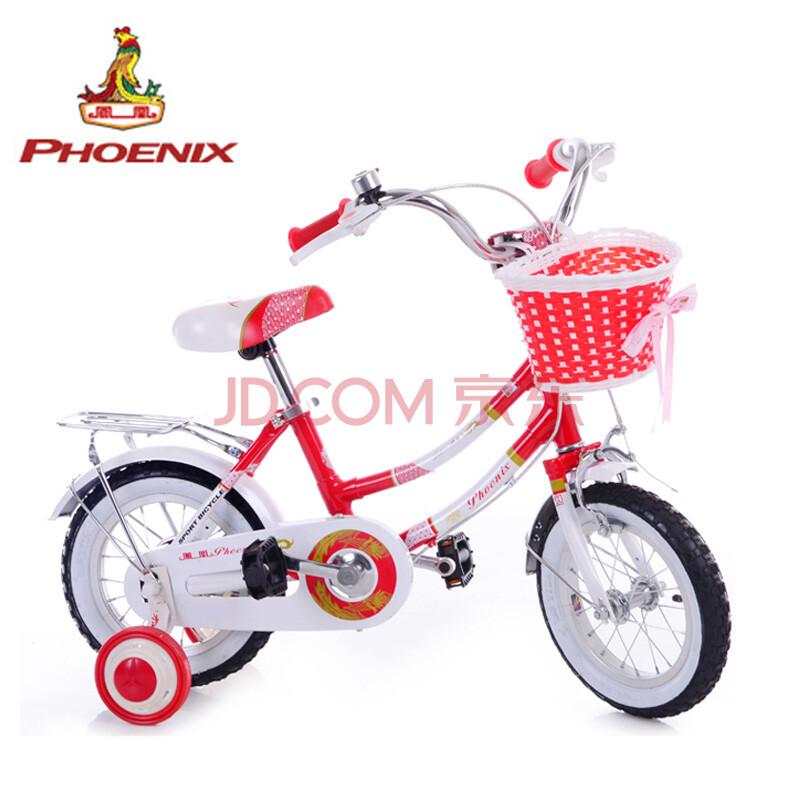 儿童自行车玲珑童车