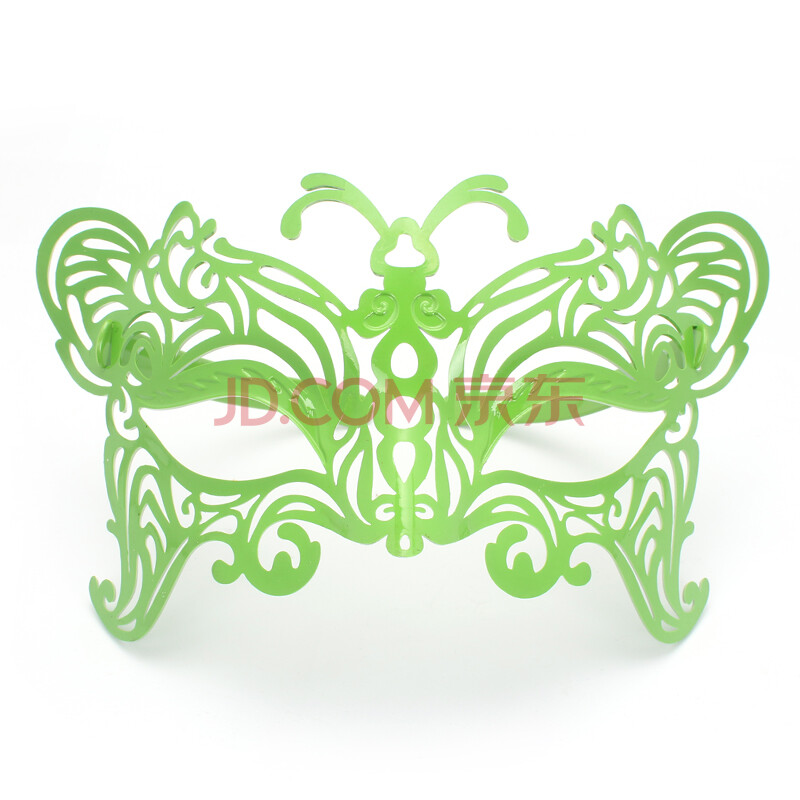 搞怪蝴蝶面具