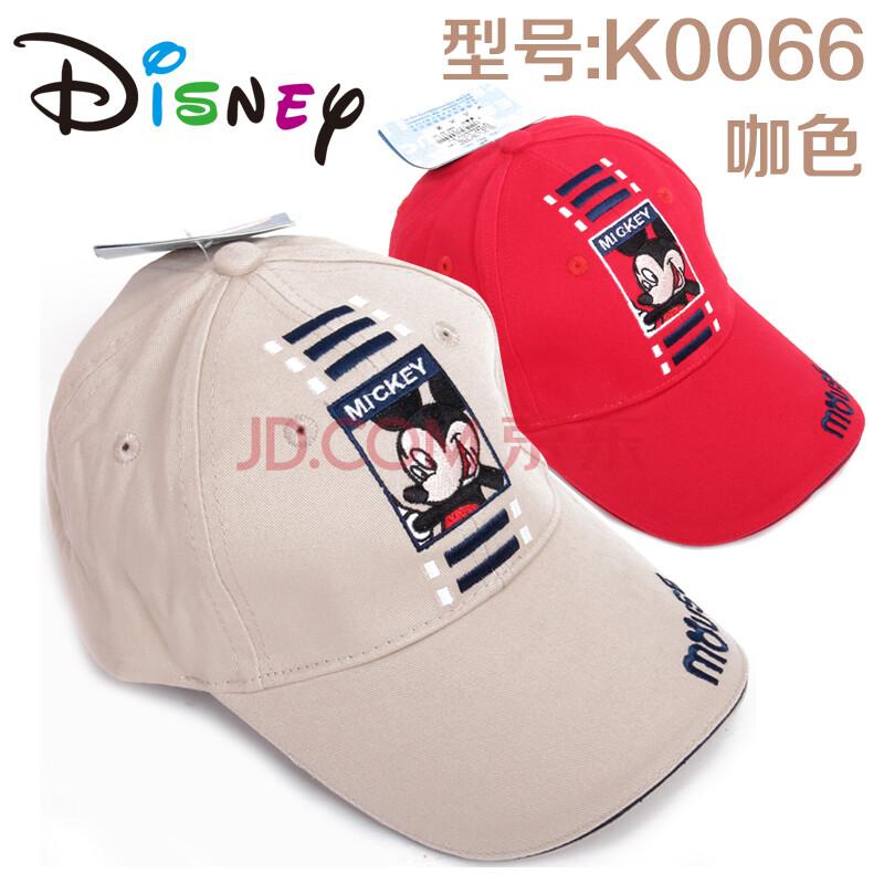 迪士尼(disney)米奇宝宝帽子 儿童棒球帽宝宝太阳帽 迪士尼帽子 儿童