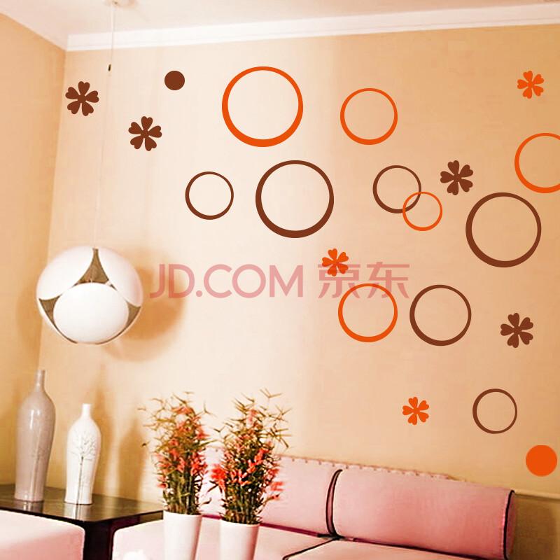创意墙壁玻璃瓷砖贴纸