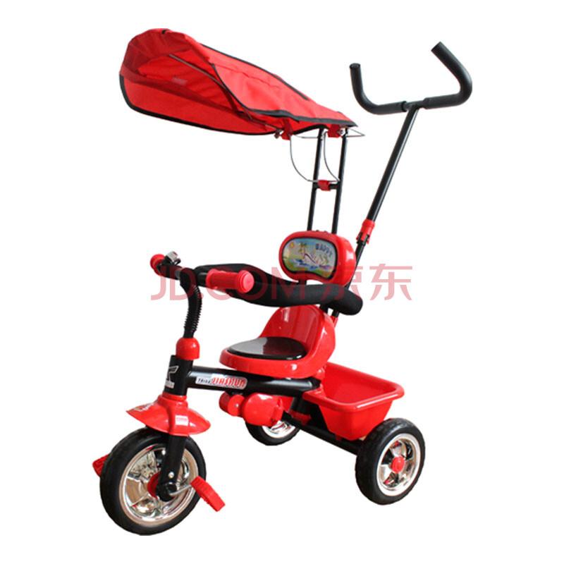 儿童三轮车手推车宝宝牌子品质好 新款好用