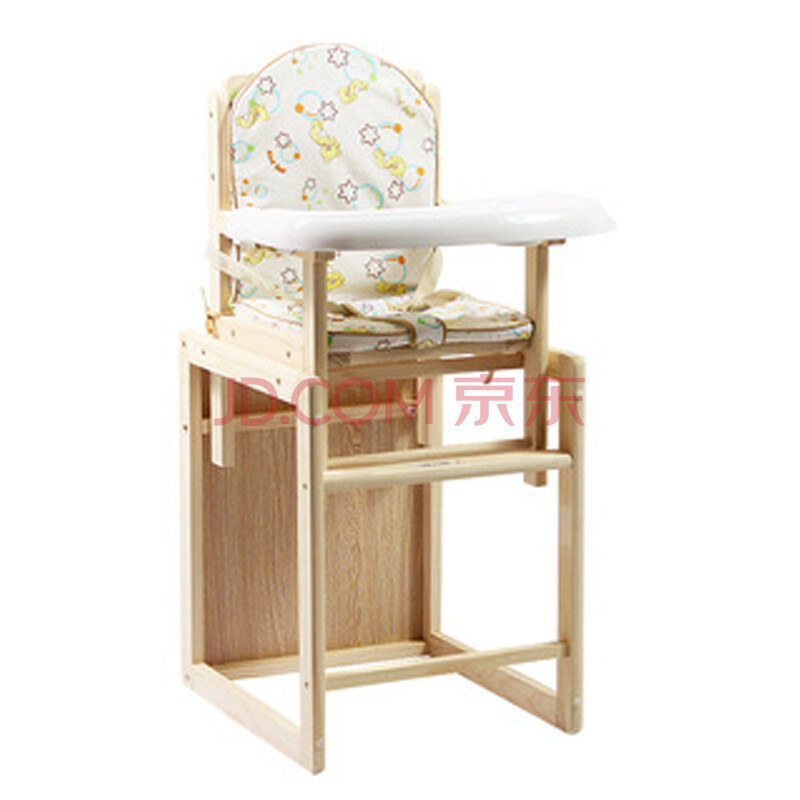 kindbear儿童组合餐椅餐桌