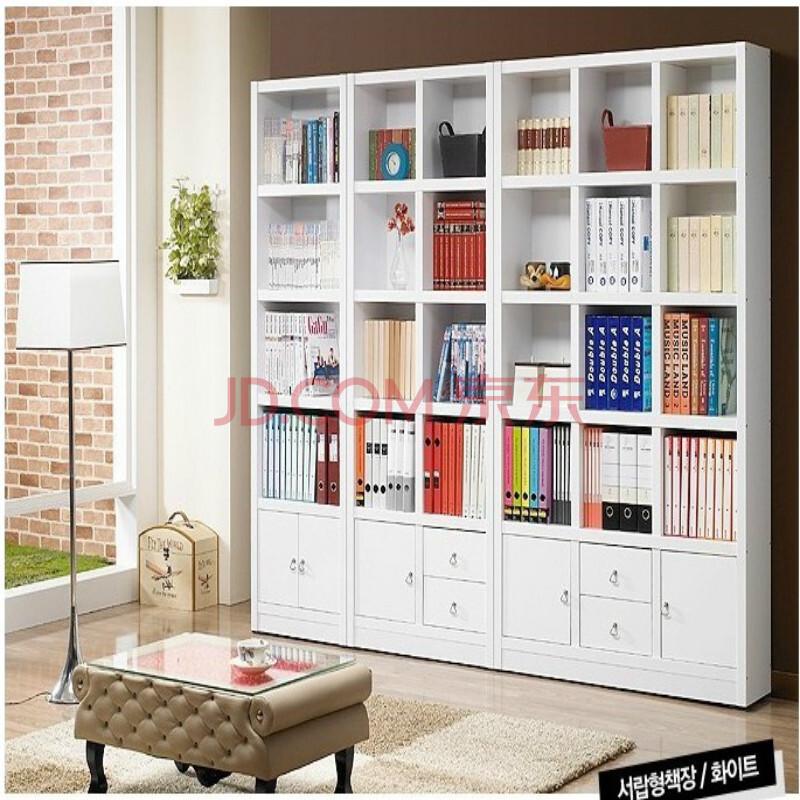 展示设计手绘图书架