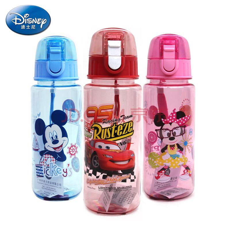 爆夏天水杯 迪士尼塑料水杯