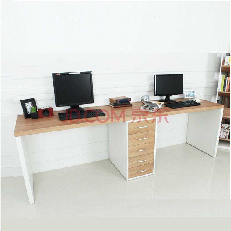 办公桌储物办公书桌