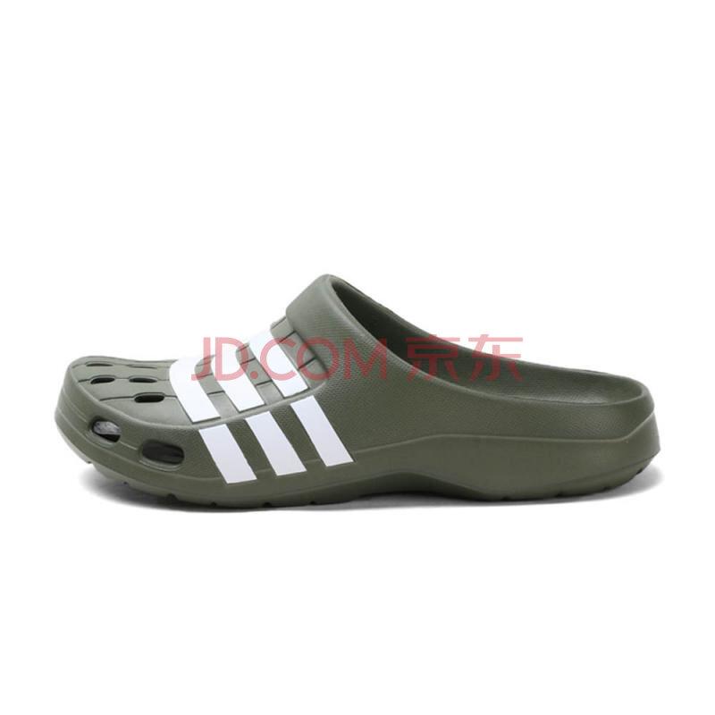 阿迪达斯adidas 专柜情侣款拖鞋G62033 G62583 G62580 Q34759 Q34759 43