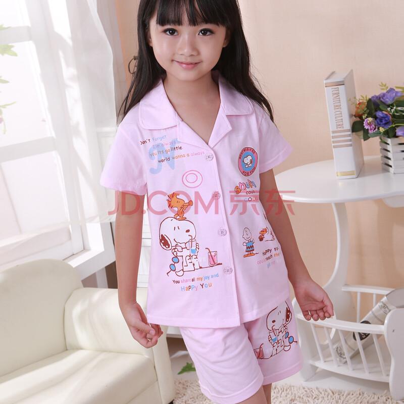 2014夏装新款儿童睡衣