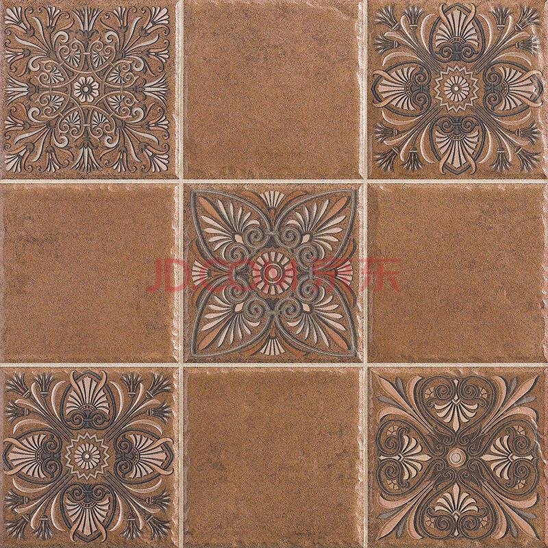 楼兰瓷砖 地砖厨卫300 300厨房卫生间防滑地面砖地板建材主砖欧式仿古图片