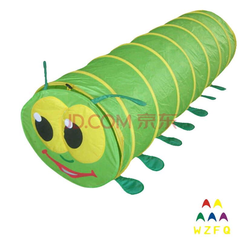 五洲风情儿童户外玩具爬行隧道
