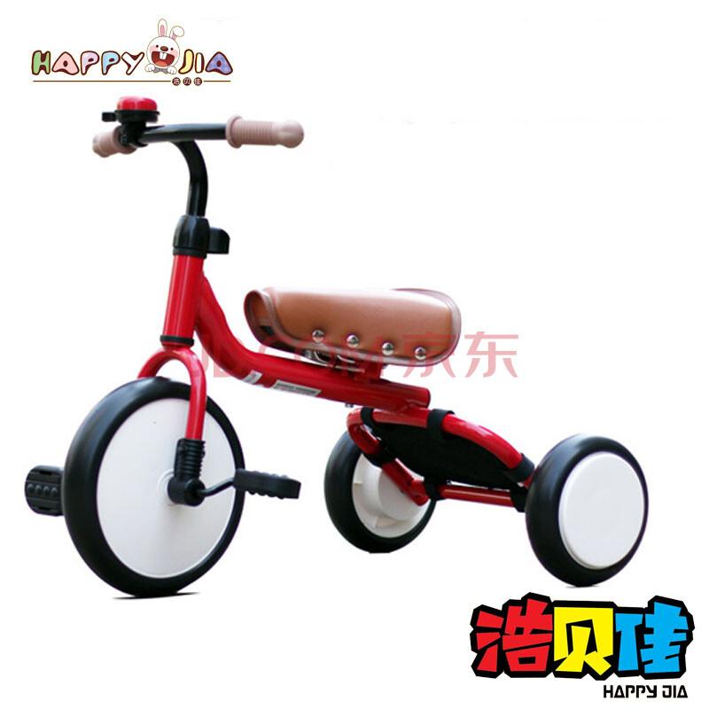日本mini儿童三轮车脚踏车童车室内户外三轮车