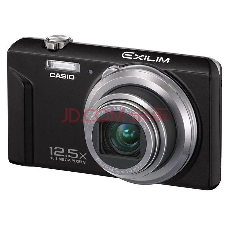 CASIO 西欧 EX-ZS160 数码相机 玄色