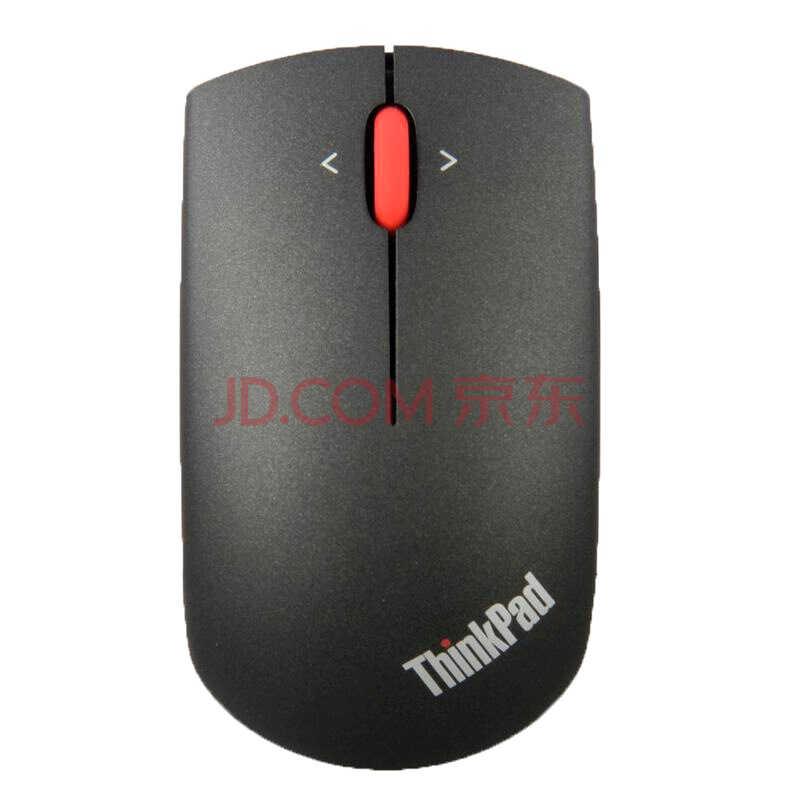 Thinkpad 0B47166 无线蓝光鼠标 (金属黑))
