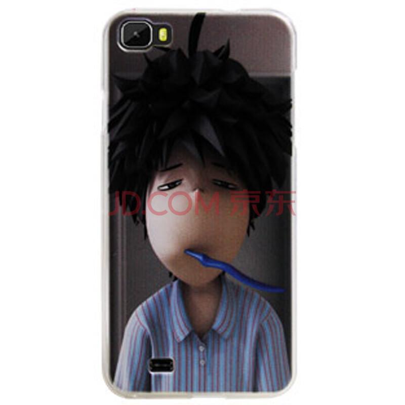 米小子CH ZOPO\/卓普C2手机保护壳 瞌睡男图