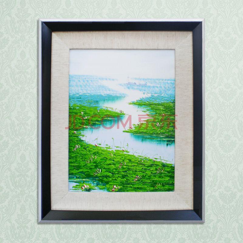风景油画 客厅装饰画