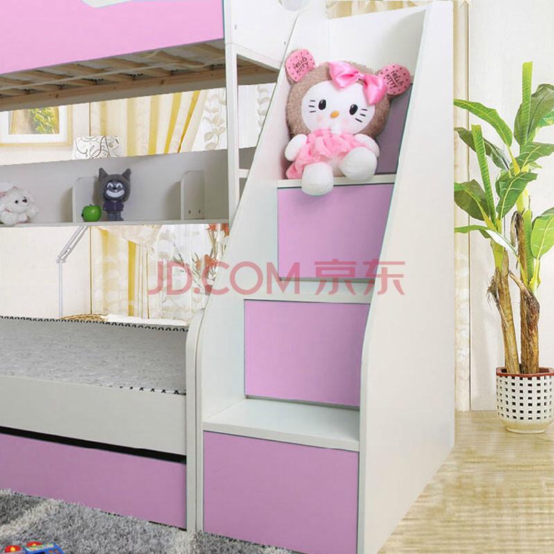 儿童家具双层床 高低床