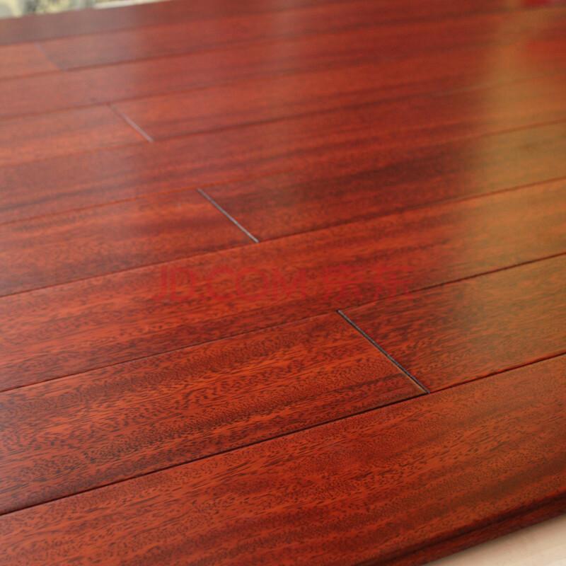康辉实木地板 圆盘豆木地板