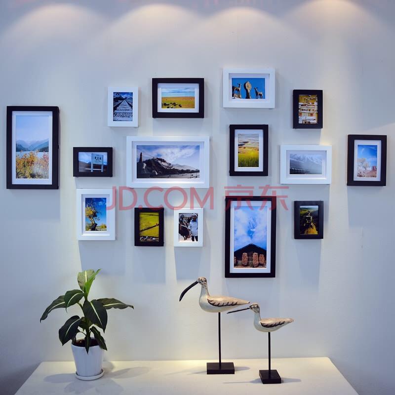 印象空间15框中国风创意组合