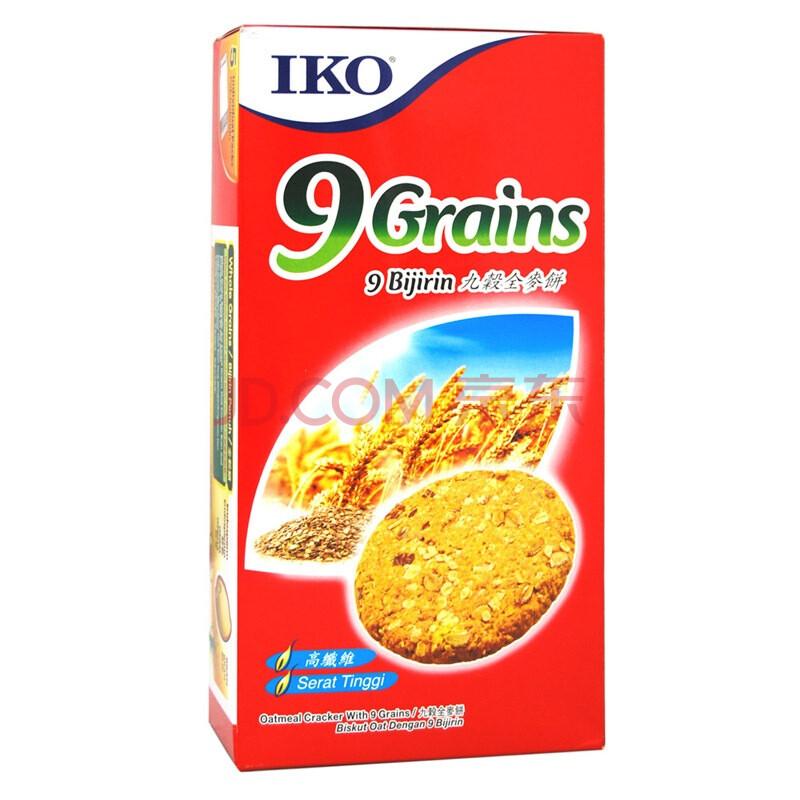 IKO 益口 九谷全麦饼 135g