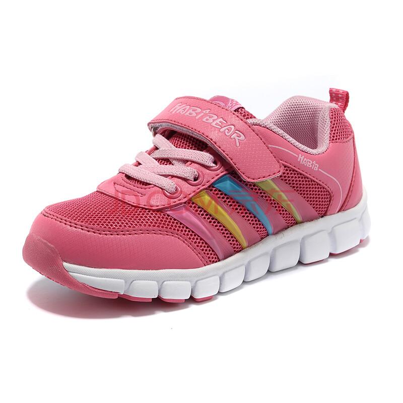 鞋女童鞋儿童运动鞋a717